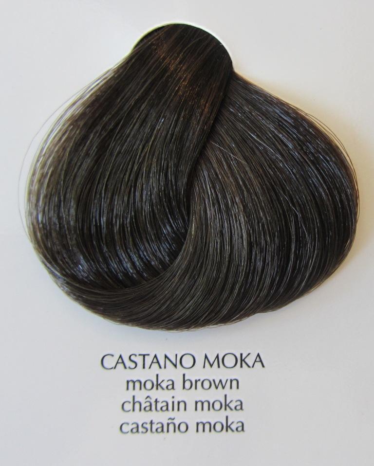 Castano Moka Naturidea Tinture Per Capelli