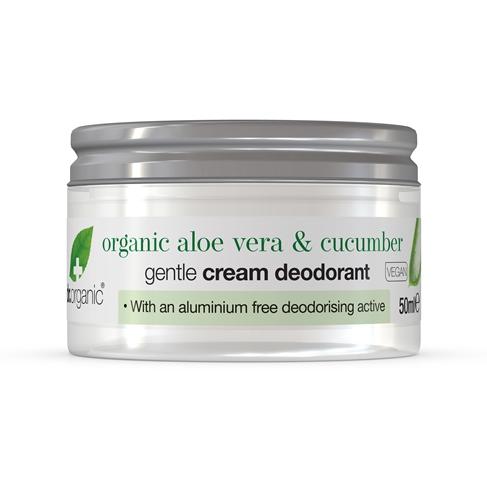 Deodorante in Crema Aloe&Cetriolo Dr.Organic