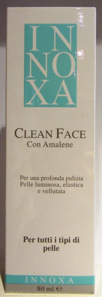 Clean Face con Amalene 80ml Innoxa