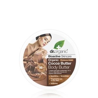 Cocoa Butter Burro Corpo Dr.Organic