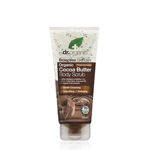 Cocoa Butter Scrub Corpo Dr.Organic