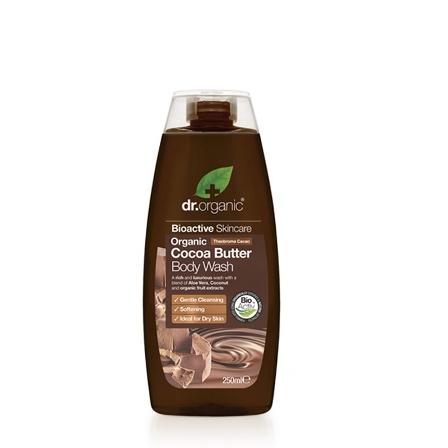 Cocoa Butter Bagno Doccia Dr.Organic