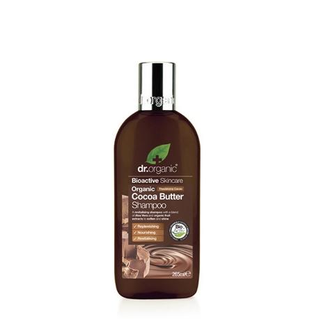 Cocoa Butter Shampoo Dr.Organic