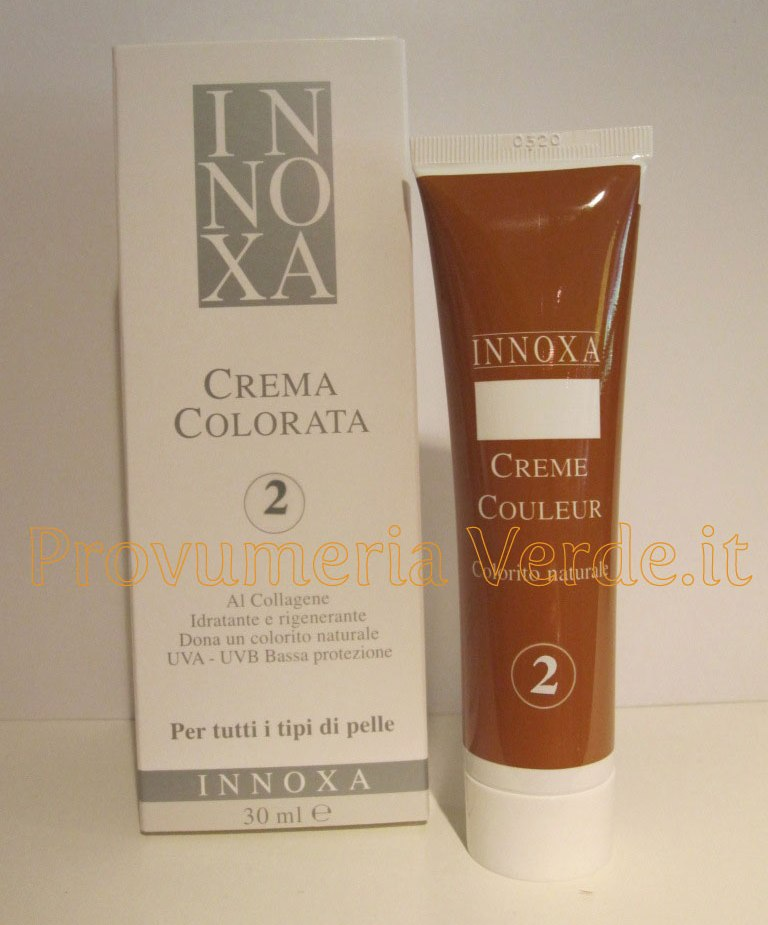 Crema colorata BB cream n 2 Innoxa
