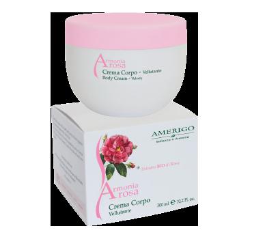 Crema corpo Armonia Rosa Amerigo