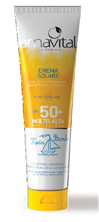 Crema Solare Bimbi SPF 50+ Oficine Cleman