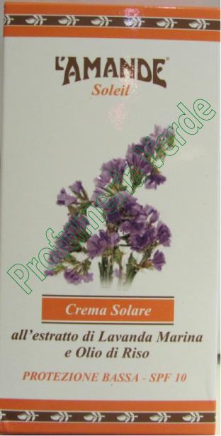 Crema solare SPF 10 L