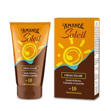 Crema Solare SPF10 L'Amande