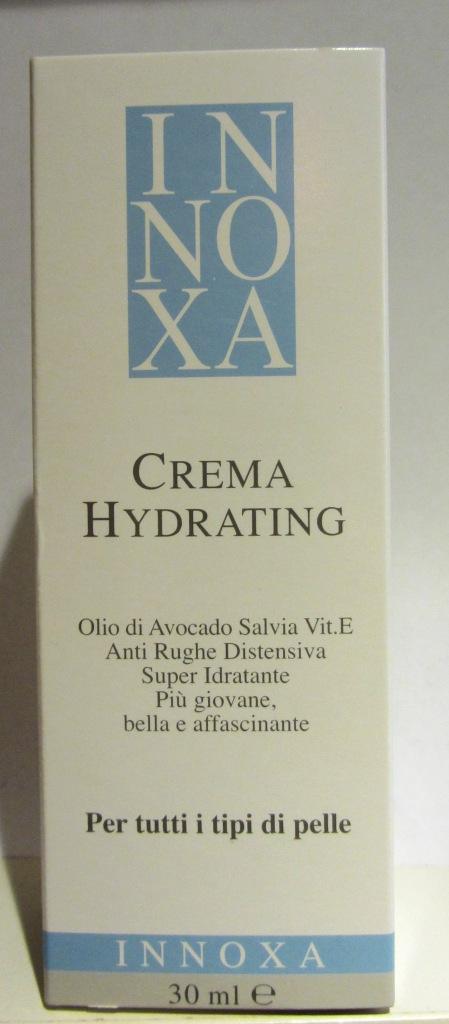Creme Hydrating Innoxa tubo 30ml