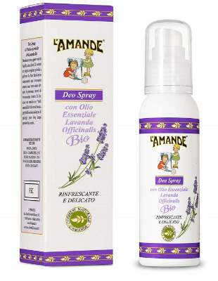 Deo Spray Lavanda Officinalis Bio L'Amande