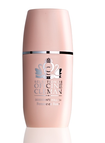 Deo Roll On Femme en Rose Oficine Cleman