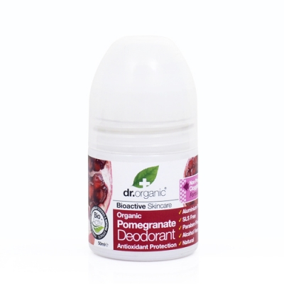 Deo Roll On Pomegranate-Melagranata Dr.Organic