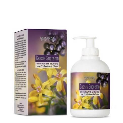 Detergente Liquido Cassis Supremo L