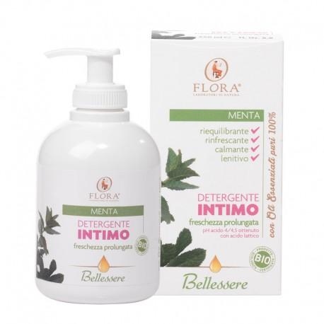 Detergente Intimo Menta Bio Flora Pisa
