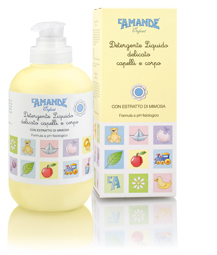 Detergente liquido delicato L'Amande Enfant