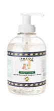 Detergente Liquido agli Oli Essenziali di Mandarino e Menta L'Amande