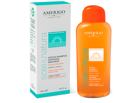 Doccia Shampoo DopoSole Idratante Amerigo
