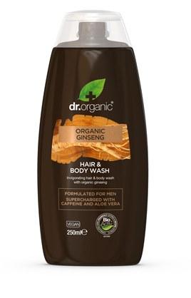 Shampoo Doccia Uomo Ginseng Dr. Organic