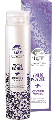 Docciaschiuma Exenthia Vent de Provence Oficine Cleman