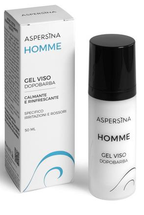 Aspersina Homme Gel Viso Dopobarba Pharmalife