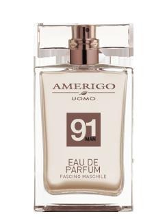 Eau de Parfum 91 Man Amerigo
