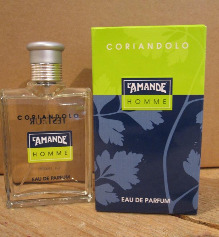Eau de Parfum Coriandolo e Ginepro L