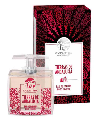 Eau de Parfum Exenthia Andalucia Oficine Cleman