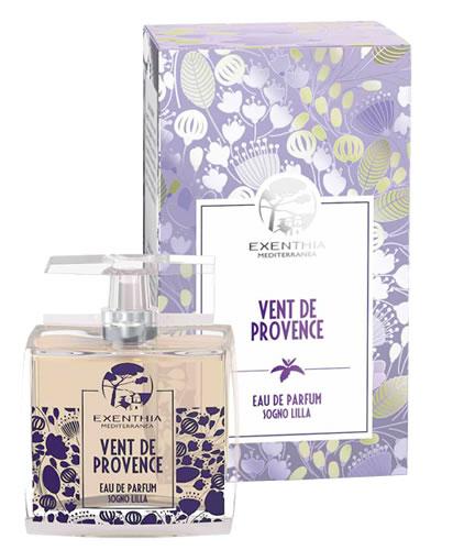 Eau de Parfum Exenthia Vent de Provence Oficine Cle