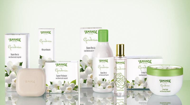 Eau de Parfum Gardenia L'Amande
