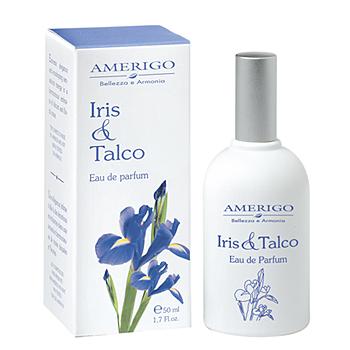 Eau de parfum Iris & Talco Amerigo