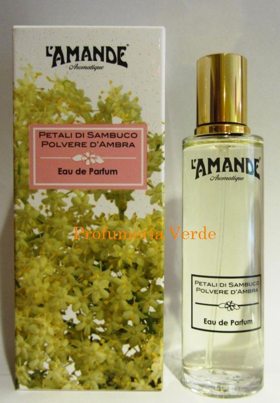 Eau de Parfum Petali di Sambuco & Polvere d
