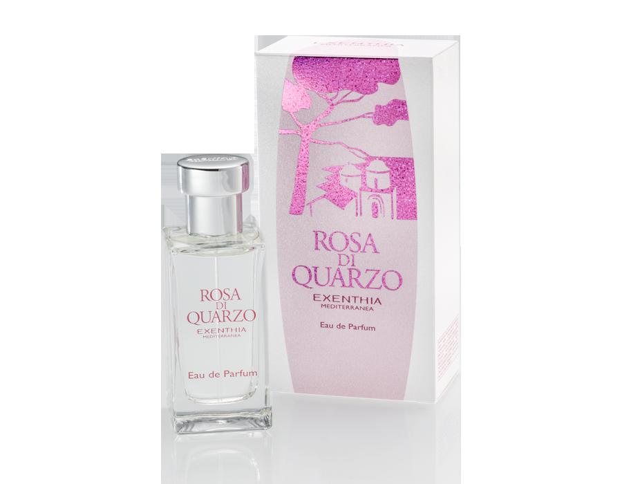 ff3b19612256 Eau de Parfum Rosa di Quarzo Oficine Cleman. Prodotti di erboristeria Oficine  Cleman per Profumi. Eau de Parfum Ro 5348240c7a7ec.png