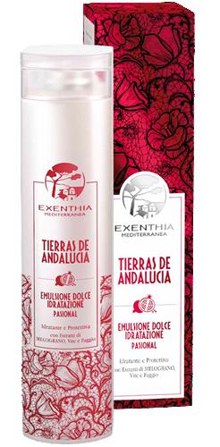 Emulsione Corpo Exenthia Andalucia Oficine Cleman