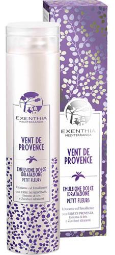 Emulsione Corpo Exenthia Vent de Provence Oficine Cleman