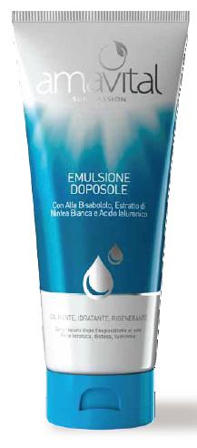 Emulsione Doposole Oficine Cleman