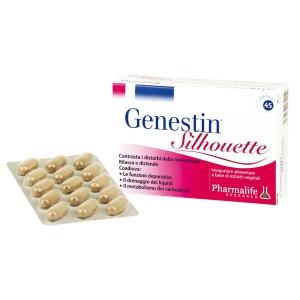 Genestin Silhouette 45 compr. Pharmalife
