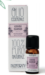 Olio Essenziale Geranio Bourbon Nasoterapia