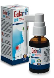 Golamir 2ACT Spray Aboca