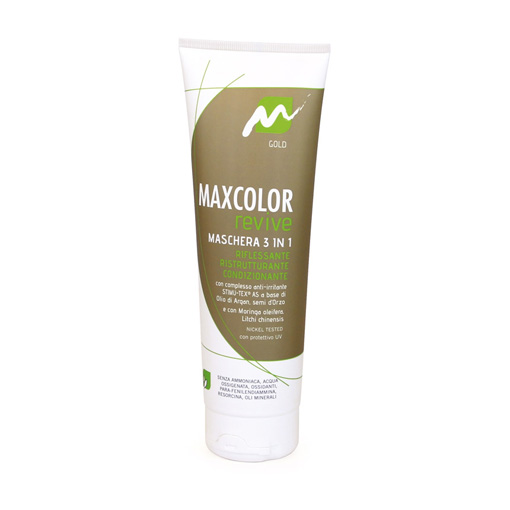 MaxColor Revive Maschera Gold Farmaderbe