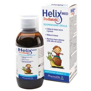 Helix Med sospensione orale sciroppo bava di lumaca pharmalife