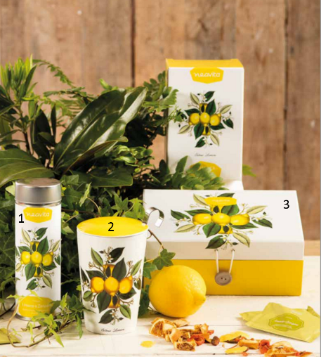 Silver Tin Limoni Botanica Neavita
