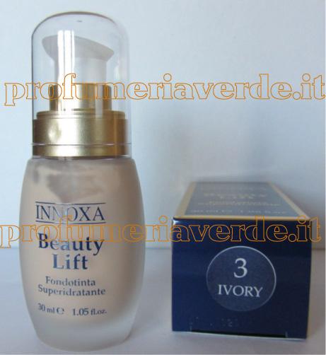 Innoxa Beauty Lift 03 Ivory Fondotinta Superidratante