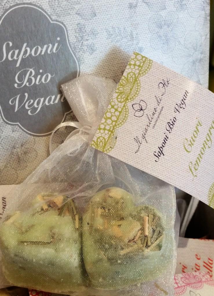 Sapone Bio Vegan Lemongrass