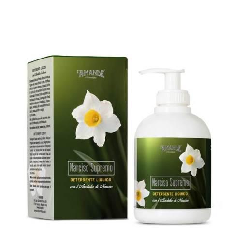 Detergente Liquido Narciso Supremo L'Amande