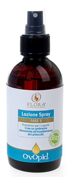 Lozione Spray BIO Fase 3 OvoPid 150 ml Flora Pisa