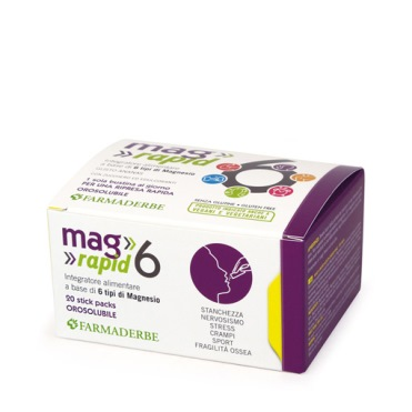 Mag 6 Rapid Farmaderbe