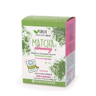 Matcha Slimming Drink Farmaderbe