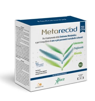 Metarecod Bustine Granulari Monodose Aboca