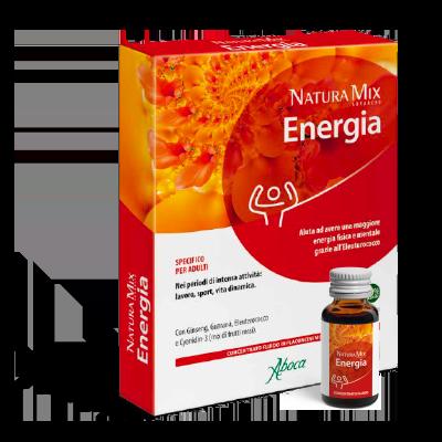 Natura Mix Energia concentrato fluido Aboca