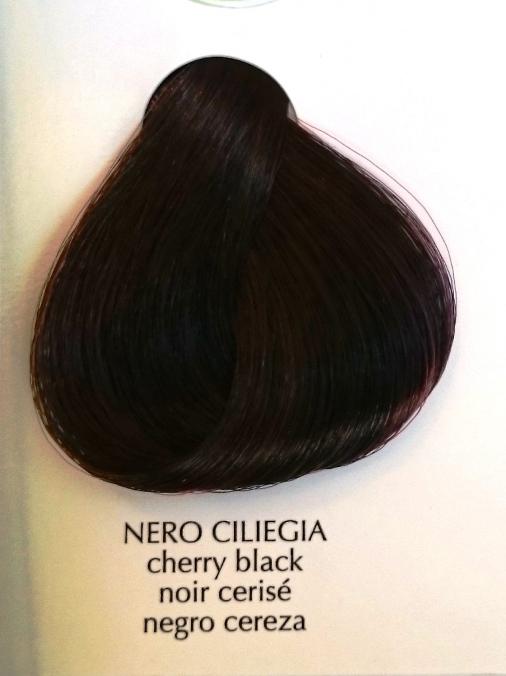 Molto Nero Ciliegia Naturidea - Tinture per capelli - Cosmesi e Igiene YO75